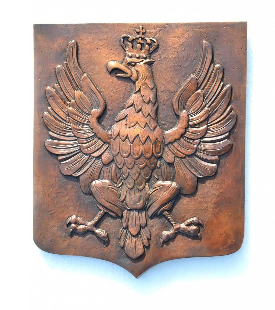 Herb Polski z lat 1919-1927 Tomasz Jędrzejewski